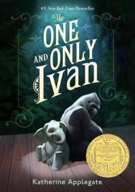 全新The One and Only Ivan 正版