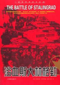 全新正版正版包邮二战经典战役全记录:浴血斯大林格勒图书书籍
