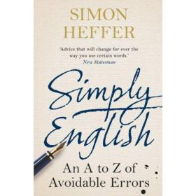 正版Simply English: An A-Z of Avoidable Errors