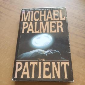 外文原版 THE PATIENT MICHAEL PALMER
