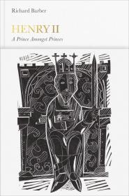 Henry II: A Prince Among Princes亨利二世,英文原版