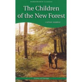 新森林孩子 CHILDREN OF THE NEW FOREST