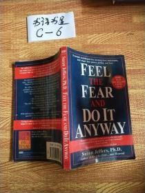 如何战胜内心的恐惧 Feel The Fear And Do It Anyway(英文原版心理励志,苏姗·杰菲斯 著)