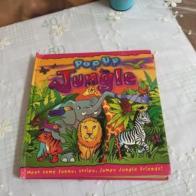 Pop Up Jungle)精装