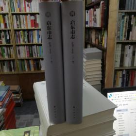 啟東市志 : 1986~2005(上下冊) 全新附光盤