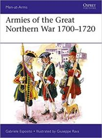Armies of the Great Northern War 1700–1720