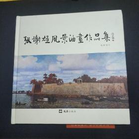 张谢雄风景油画作品集(有签明)