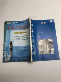 中篇小说选刊(2008年6期)