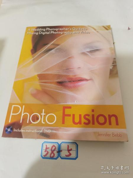 Photo Fusion: A Wedding Photographers Guide to Mixing Digital Photography and Video[全景相机]