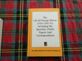 the life of george mason 1725--1972 V2