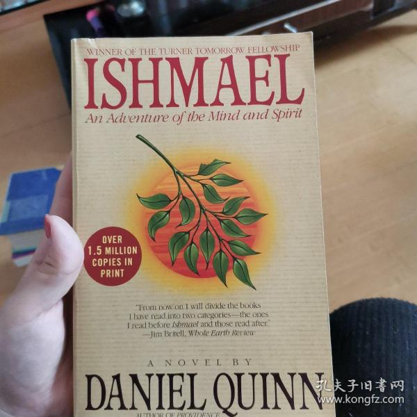 Ishmael:An Adventure of the Mind and Spirit