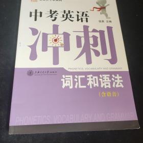 智立方中学系列·中考英语冲刺:词汇和语法(第二版,含语音)