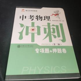 智立方中学系列:中考物理冲刺(第三版)