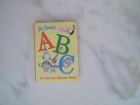 Dr. Seuss's ABC: An Amazing Alphabet Book!苏博士的ABC 英文原版