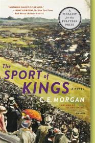 The Sport of Kings 赛马,科克斯小说奖获奖作品,英文原版