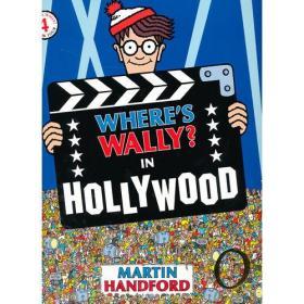 Where's Wally? In Hollywood 威利在哪里4:梦幻电影王国好莱坞