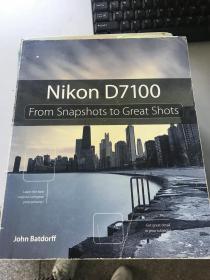 正版现货!Nikon D7100 9780321934963