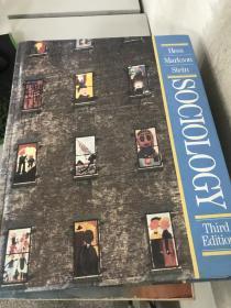 正版现货!英文原版Sociology,社会学9780023543517