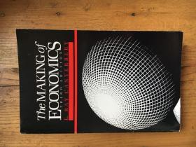 The Making of Economics (third edition )E·雷·坎特伯里(E.Ray Canterbery)——美国著名经济思想史家 【英文原版】