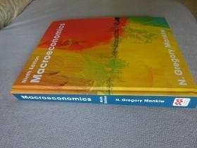 Macroeconomics 9th Mankiw 宏观经济学