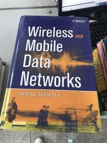 正版现货!Wireless and Mobile Data Networks 9780471670759