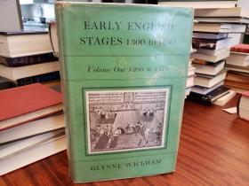 Early English Stages: 1300-1660
