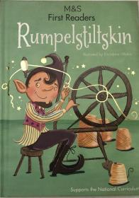 精装 first readers rumpelstiltskin 第一读者:Rumpelstiltskin