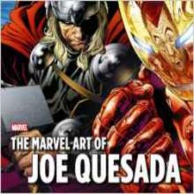 现货 The Marvel Art of Joe Quesada