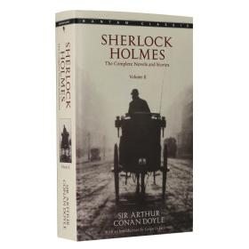 Sherlock Holmes:The Complete Novels and Stories, Volume II