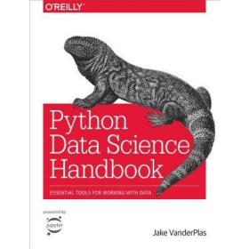 预订 Python Data Science Handbook: Essential Tools fo:[9781491912058]