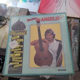 NICOLAS DE ANGELIS  黑胶唱片 品如图