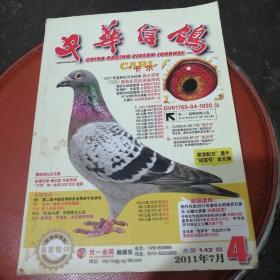 中华信鸽 2011 七月 第四期