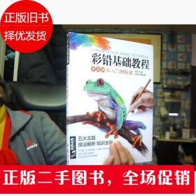 彩铅基础教程 杨建飞 吴晟伟 谭露 中国书店