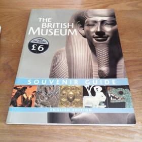 THE BRITISH MUSEUM SOUVENIR GUIDE  (english edition) 【英文版】
