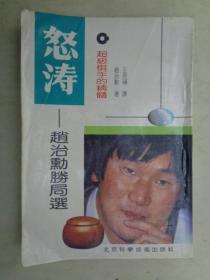 怒涛——赵治勋胜局选