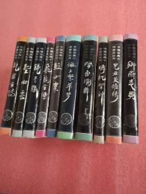 中国古典小说普及丛书【10本合售】