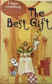 平装 I Love Reading Phonics Level 1: The Best Gift我喜欢读拼音一级:最好的礼物
