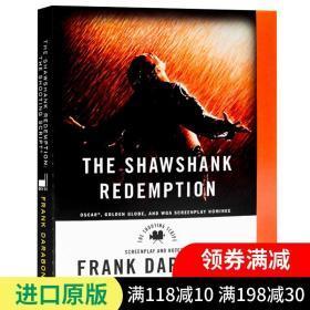 The Shawshank Redemption 肖申克的救赎 英文原版书 英文版进口文学书籍 电影原著剧本20周年纪念版