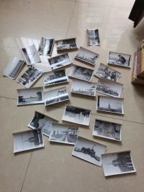 建筑老照片一堆合售