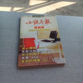 小说月报 原创版 2007   4