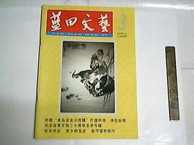 蓝田文艺  2009年第3期总第44期