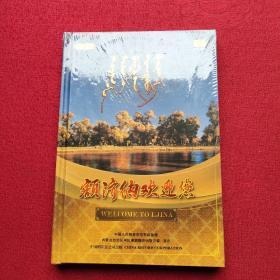 额济纳欢迎您 珍藏级 DVD两光盘.
