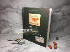 史前恐龙百科全书 终极恐龙立体书 美版 Encyclopedia Prehistorica Dinosaurs : The Definitive Pop-Up
