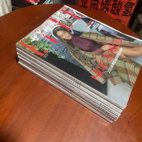 ELLE世界时装之苑 2020 年(1、2、3、7、9、11月刊)六本合售