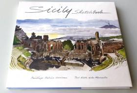 Sicily Sketchbook 西西里岛速写 Fabrice Moireau