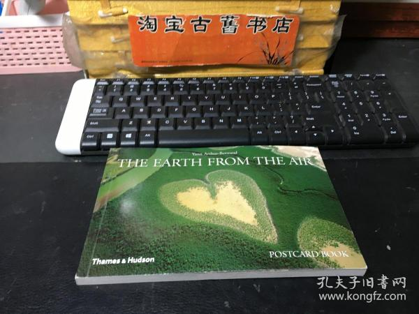 The Earth from the Air Postcard Book
