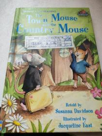 The Town Mouse and the Country Mouse (Usborne First Reading:Level 4)