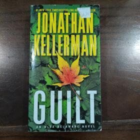Guilt  An Alex Delaware Novel