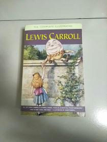 原版英文书 Complete Illustrated Lewis Carroll 库存书 参看图片