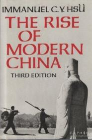 【包邮】The Rise of Modern China 近代中国的崛起,约1900出版